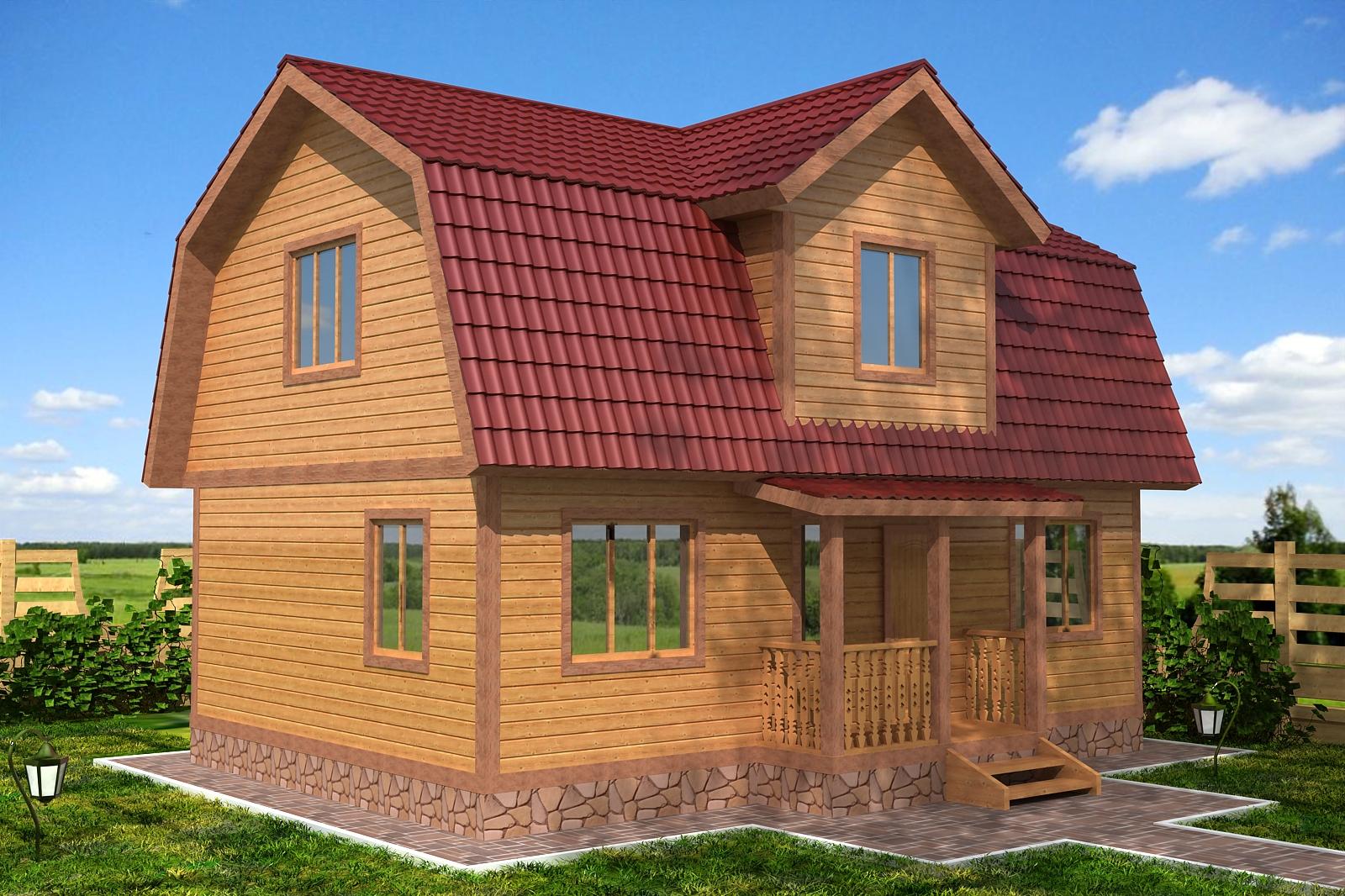 Дачные дома от компании ДачаЗел