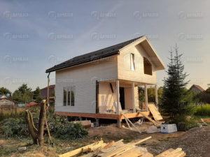 Проект «Альпийская сказка», д. Горетовка